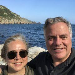 Simon and Maggie Baynes